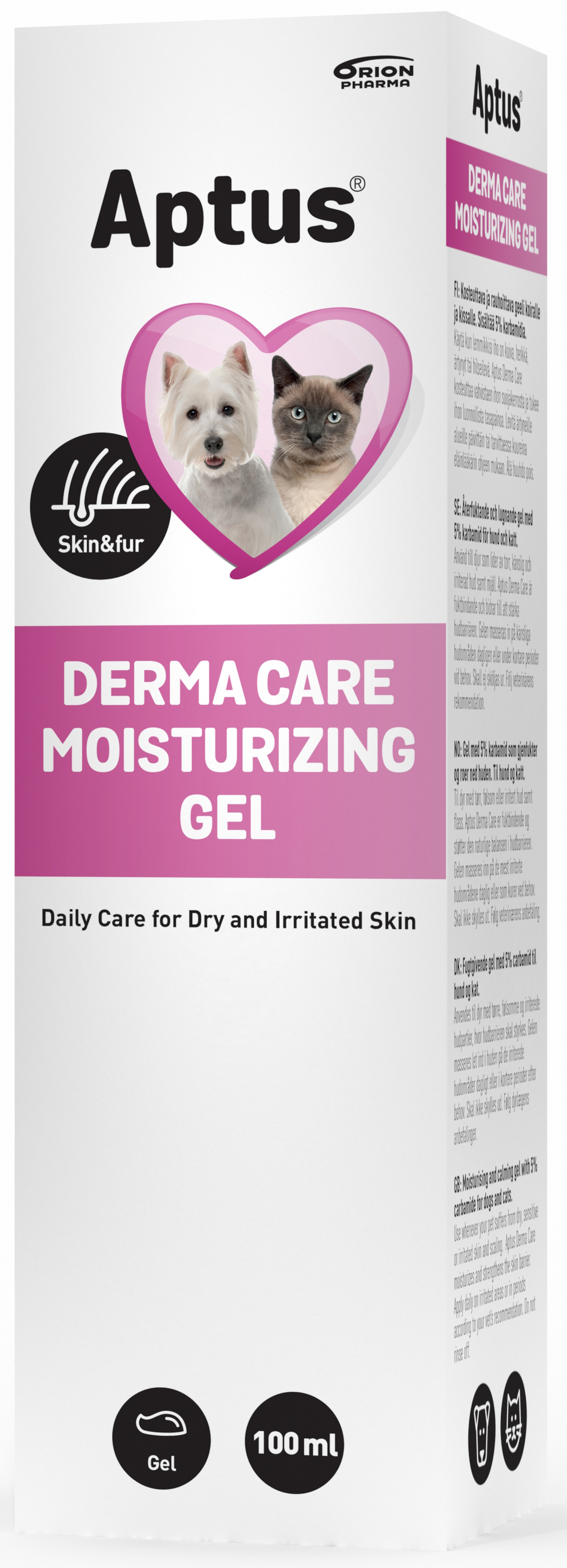 Aptus Derma Care Moisturizing Gel