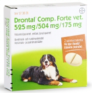 Drontal Comp Forte vet tabletti